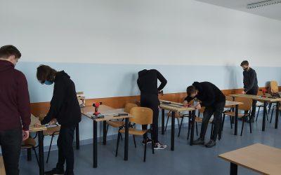 Kształcenie praktyczne w szkole podczas pandemii