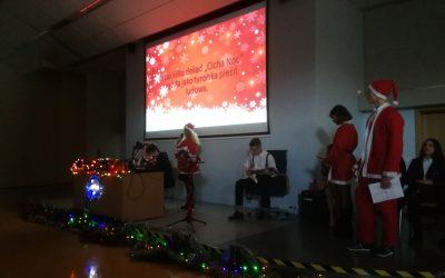Wracamy do nauki po przerwie świąteczno- noworocznej!